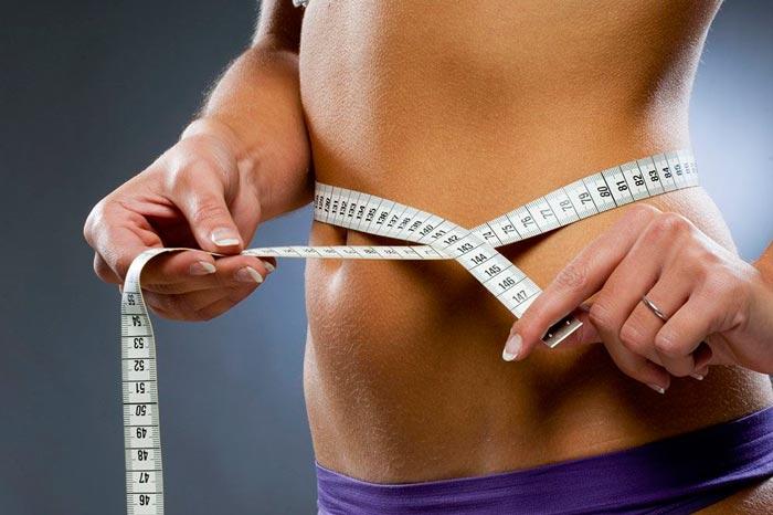 убрать жир помощью обертывания