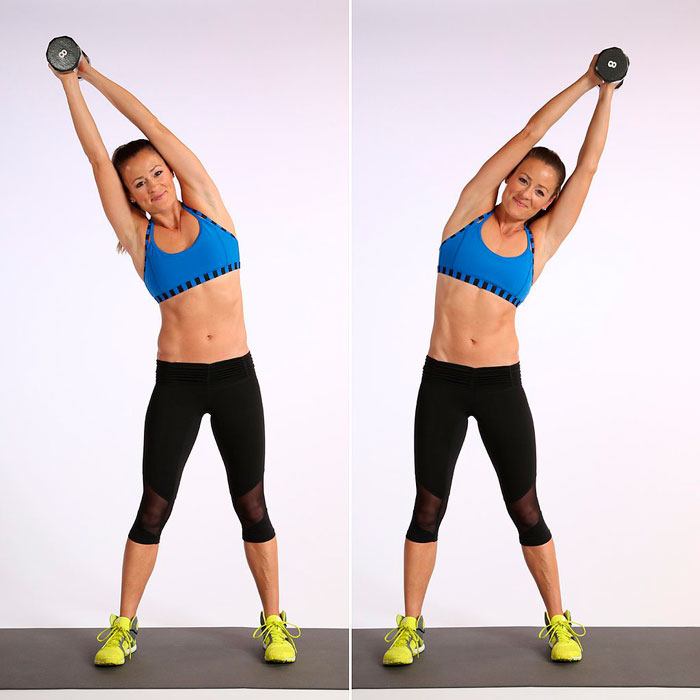 Overhead-Dumbbell-Side-Bend