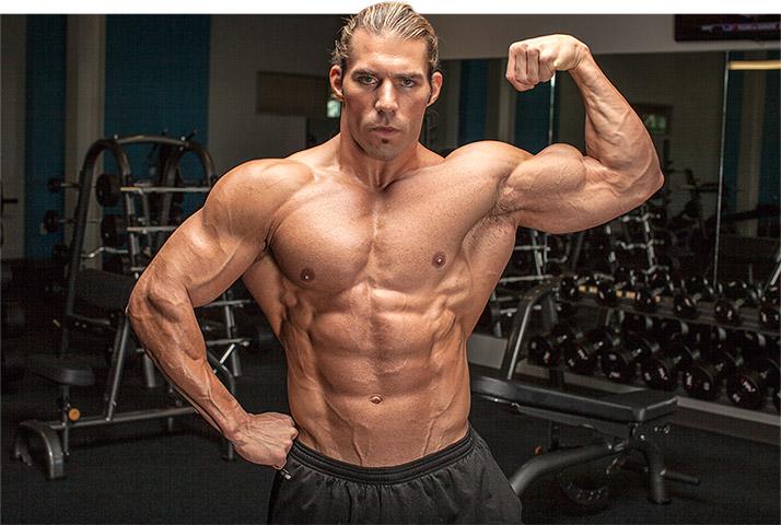 «Чтобы накачать внушительные бицепсы, вы должны сосредоточиться на следующих 3-х мышцах: двуглавой мышце плеча (бицепс), плечевой мышце (брахиалис) и плечелучевой мышце».