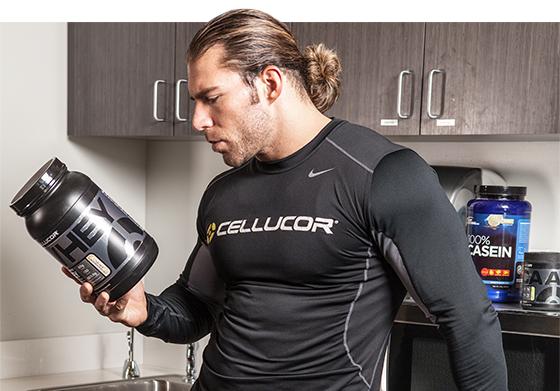 «Сывороточный протеин должен содержать менее 5 г углеводов и менее 2г жира, что гарантирует отсутствие многих лишних примесей».