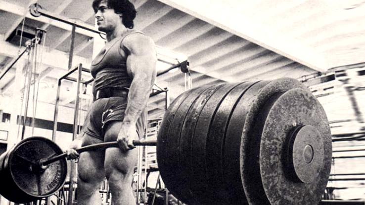 Четырехдневный сплит тренировок на массу: лучшая программа упражнений 4 раза в неделю для набора мышечной массы
