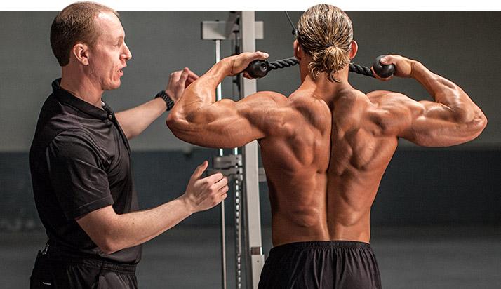 «Понимая, каким образом эти движения образуются, мы сможем построить крепкую верхнюю часть спины, а также сохранить здоровье плечевых суставов».