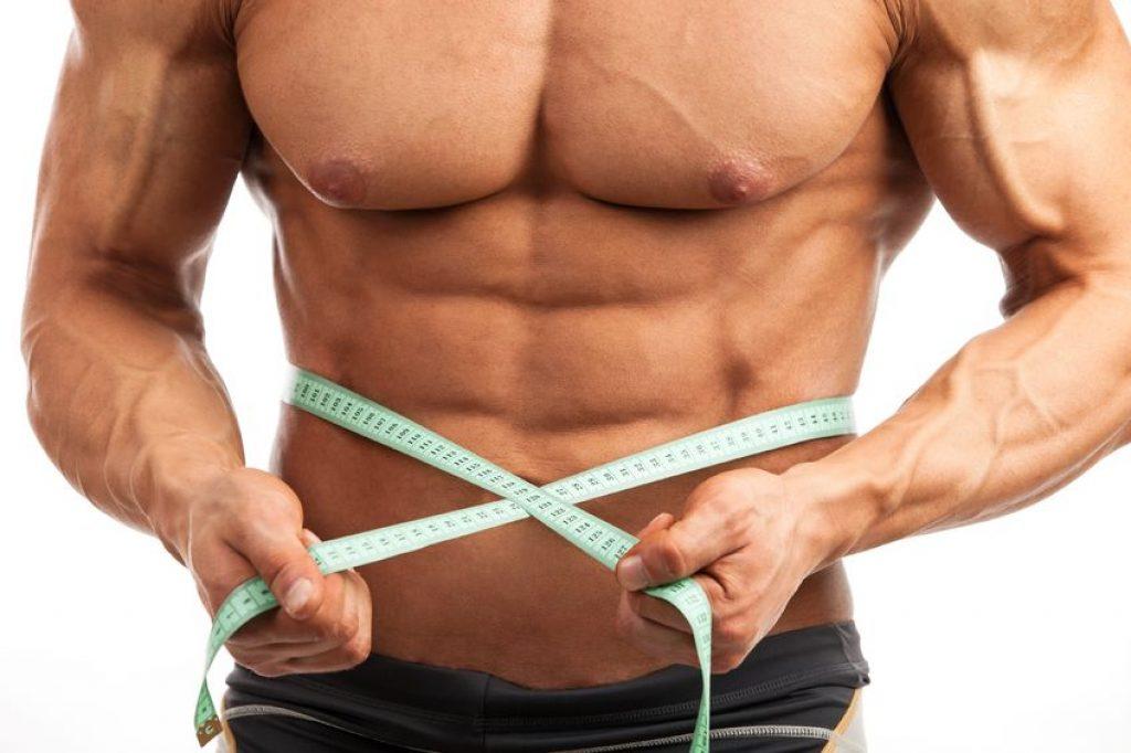 Быстро сжечь жир на животе у мужчины