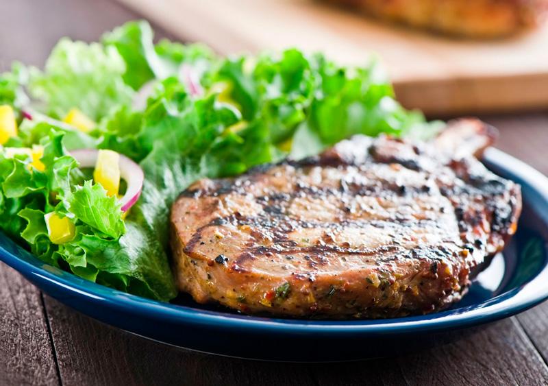 Мясо - источник белка для сжигания жира