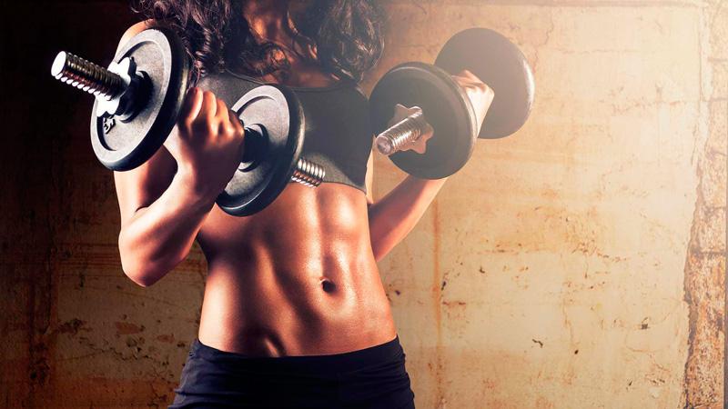 Силовая тренировка для похудения