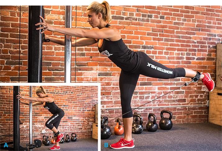 Основные упражнения для набора массы