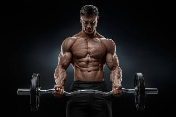 сколько калорий нужно съедать в день, чтобы нарастить мышцы