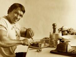 Диета для наращивания мышечной массы — рацион питания на массу