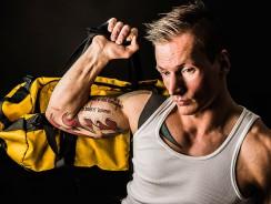 Что брать с собой в спортзал. 9 самых необходимых вещей в спортивной сумке на тренировку