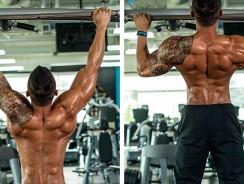 10 лучших упражнений для наращивания мышц спины в тренажерном зале