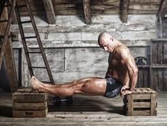 Лучшие упражнения для набора мышечной массы