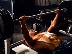 Руководство по упражнениям со штангой для мышц груди